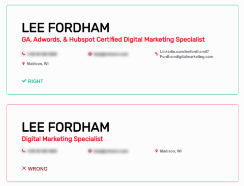 10 Tips for Making Your Digital Marketing Resume Stand Out to HR